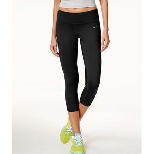 Nike Dri-FIT Racer Crop Reflector Leggings